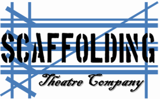 Scaffolding Theatre Company logo; link to official website